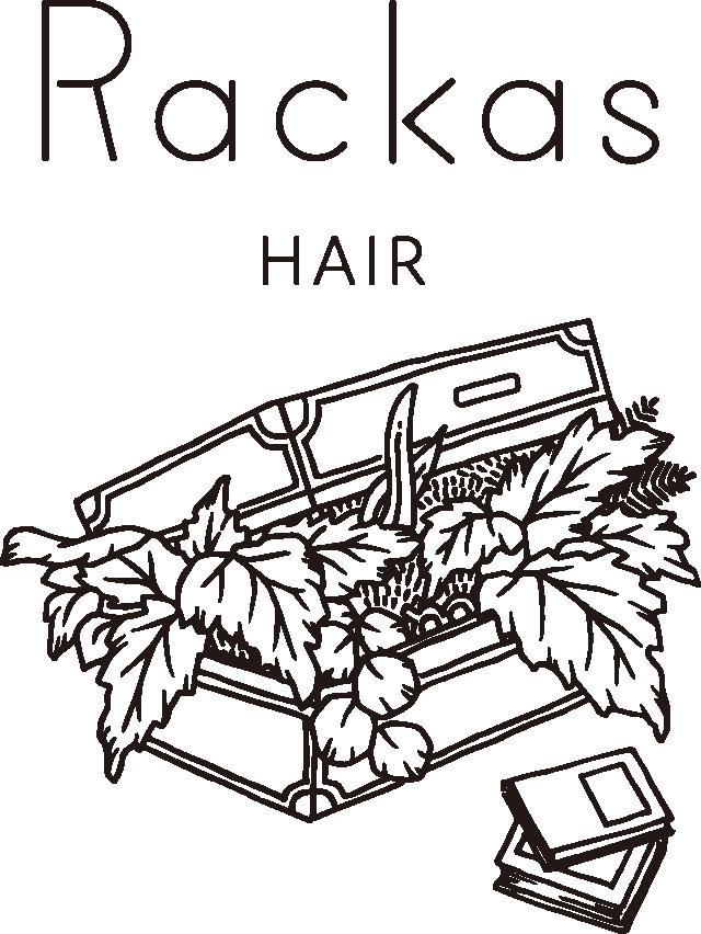 四条畷 忍ヶ丘 美容室 ヘアーサロン   Rackas ラッカス
